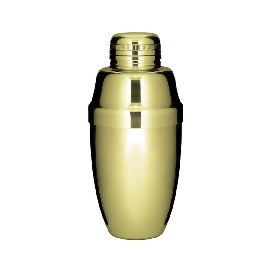 Shaker | Gold colored | 500ml