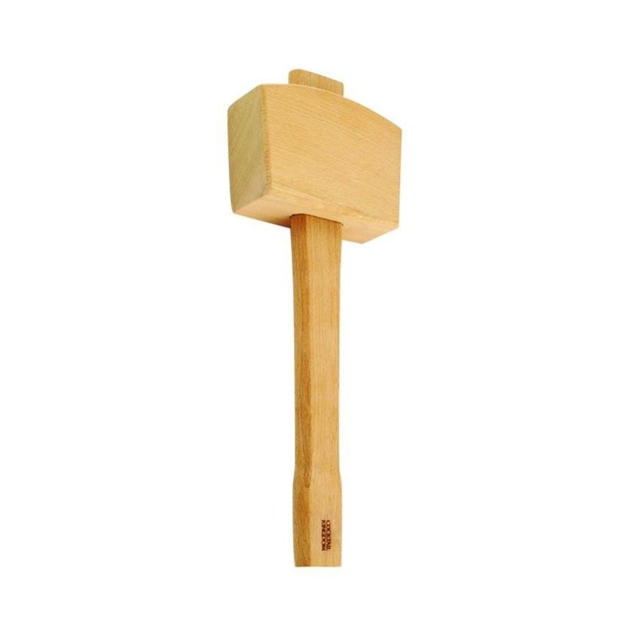 Wooden Ice Hammer | For smashing ice chunks
