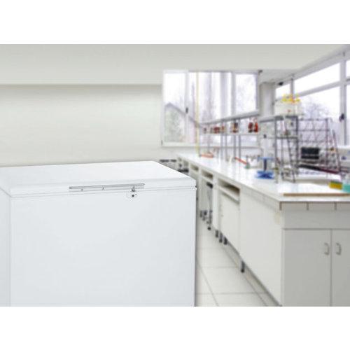 Labor für Gefriertruhen