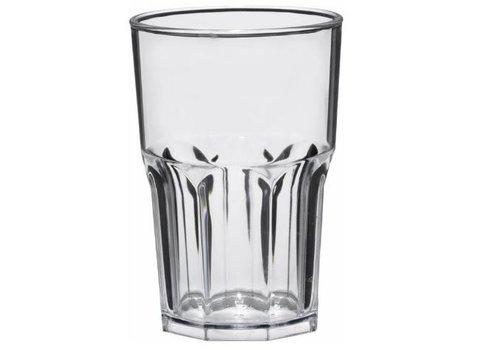 Bar professional Transparant Glas | Kunststof | Per 15 Stuks