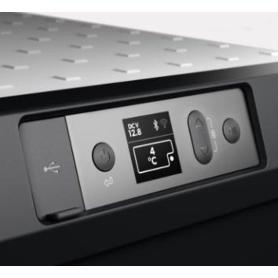 Draagbare Koelbox  | 65 Liter | 49,5 cm x 47,2 cm x 89,2 cm | CFX3 75DZ | 2 Zones