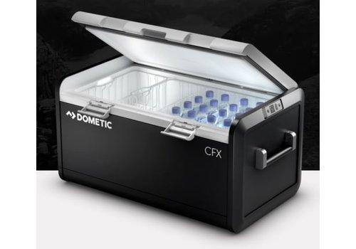 Dometic Tragbare Kühlbox | 88 Liter | 53,0 cm x 47,2 cm x 96,2 cm | CFX3 100 | 3 Zonen