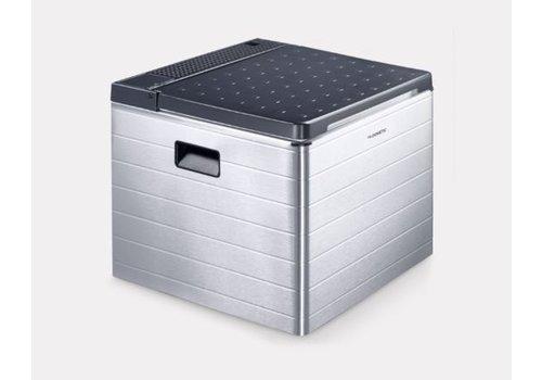 Dometic Tragbare Aluminium-Kühlbox | 40 l | 50,8 x 44,4 x 50,0 cm