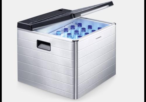 Dometic Coolbox Aluminum   40 L   44.3 x 44.0 x 50.0 cm   Gas