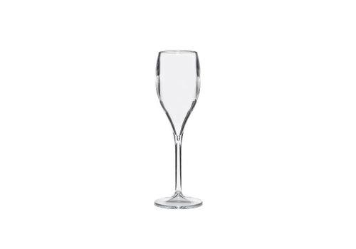 Bar professional Champagne flute | 15cl | Kunststof | 24 stuks