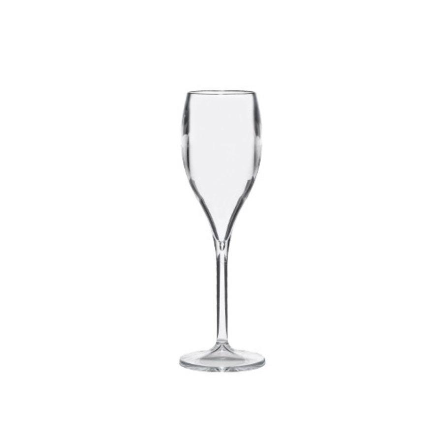 Champagnerflöte | 15cl | Kunststoff | 24 Stk