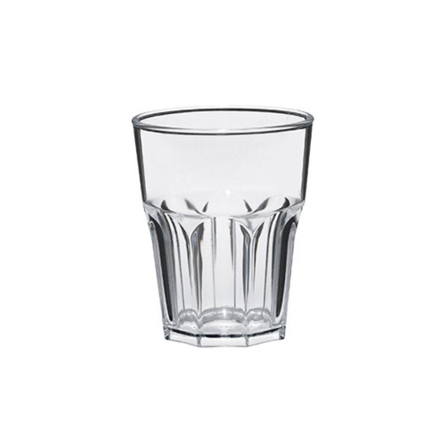Glas Rox transparant | Kunststof | 8 stuks | 30cl