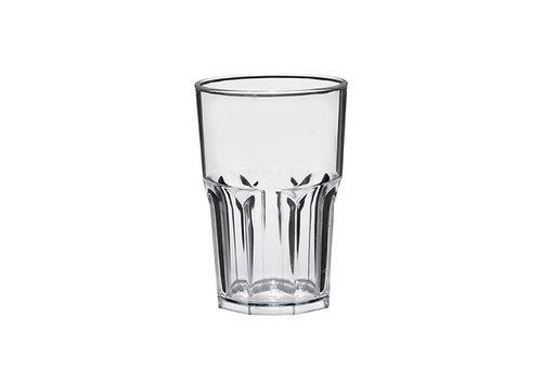 Bar professional Glas Granity | 40 cl | 5 Stück | Plastik