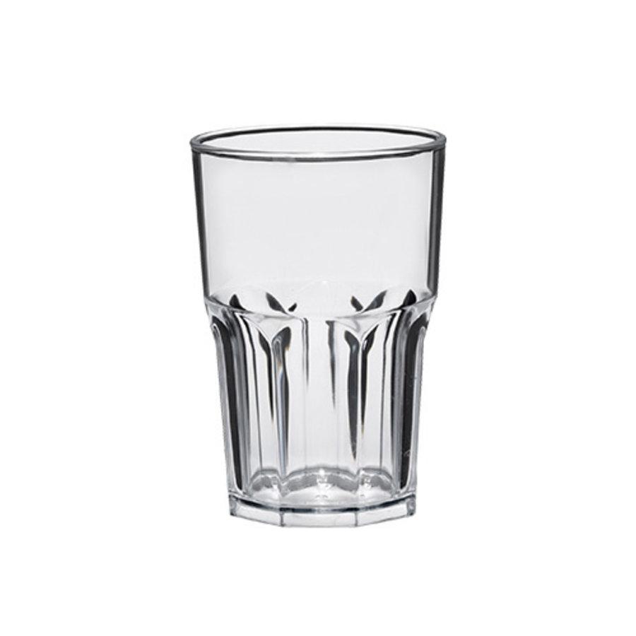 Glas Granity   40 cl    5 stuks   Kunststof