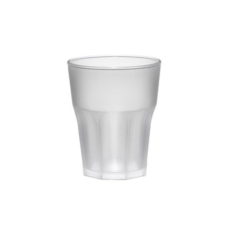 Glas Rox gefrostet   30 cl   8 Stk