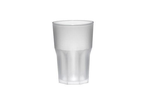 Bar professional Bar Professional Glass Granity gefrostet | 40 cl | Kunststoff | 8 Stk