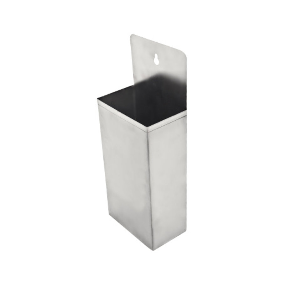 Inox-Auffangschale   Rostfreier Stahl