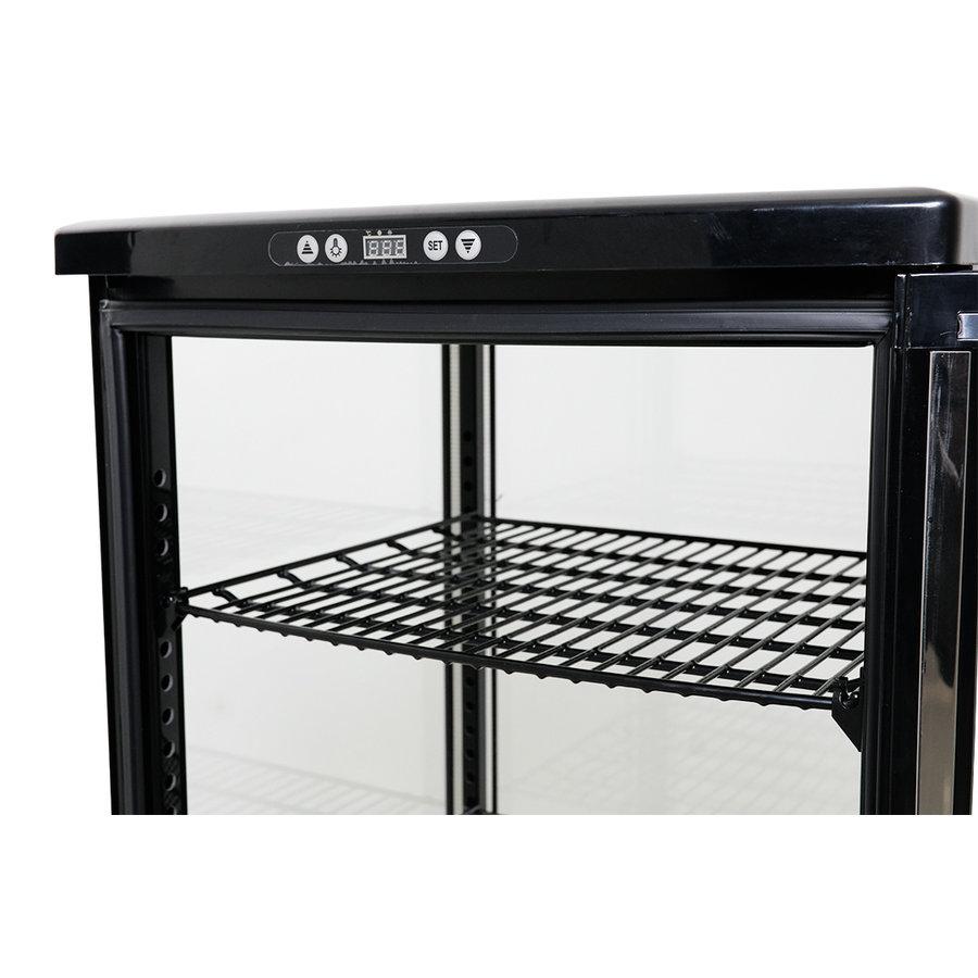 Kühlvitrine   235 Liter   Mit Innenbeleuchtung
