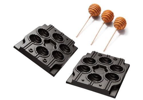Neumärker Twist Pop Backbleche | Aluminium mit Antihaftbeschichtung