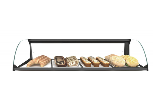Neutral display case | Available in 2 sizes | Reinforced glass