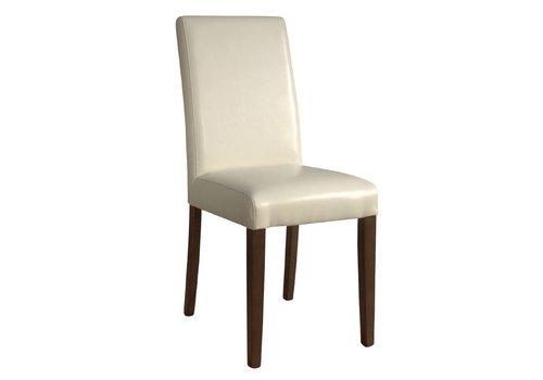 Bolero Kunstleder Stühle 3 Farben   2 Stück