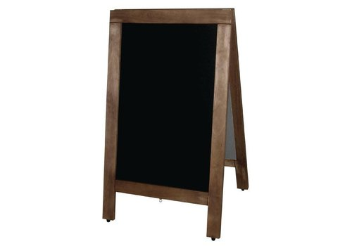 Olympia Horeca Chalk Stoepbord | 50x (H) 85cm