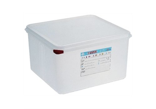 Araven Food box 2/3 GN 19 liter | (4 pieces)