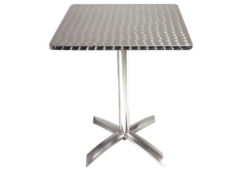 Bolero Tabelle 60 x 60 cm faltbare | HANDY HEAR