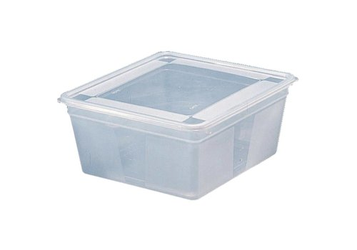 HorecaTraders food box gastronorm 2/3 15 cm (Box 4)