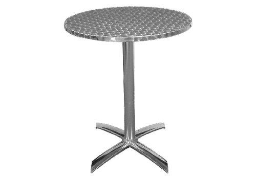 Bolero Runder zusammenklappbarer Tisch | Durchmesser 60 cm