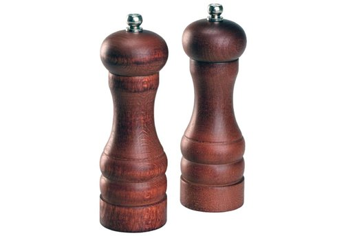 HorecaTraders Cole & Mason Forest pepper mill | 16.5 cm (4 pieces)