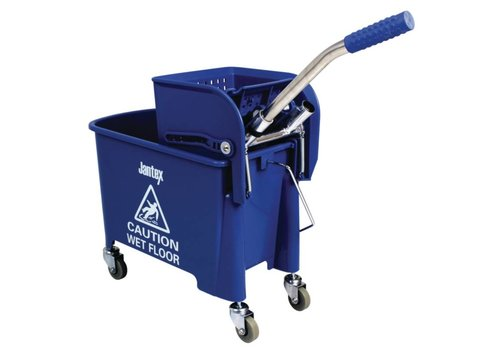 HorecaTraders Mop bucket and wringer 4 colors