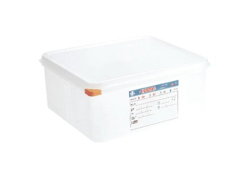 HorecaTraders Food box GN 2/3 (4 pieces)