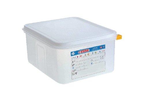 Araven Lebensmittelbox GN 1/2 | 4 Formate 10 Liter