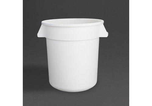 Vogue white round stock baking 2 formats