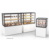 Sayl Neutral display case with 3 shelves   Available in 7 sizes   Tempered glass   LED-lighting
