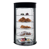 Sayl Neutral pastry display case Available without and with LED lighting Reinforced glass