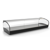 Sayl Neutral display case | Available in 4 sizes | LED-lighting