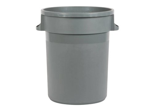 Jantex Waste container Plastic Gray | 2 formats