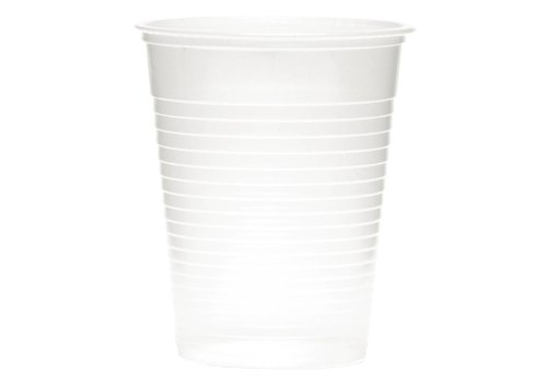 HorecaTraders White plastic cup (2000) pieces