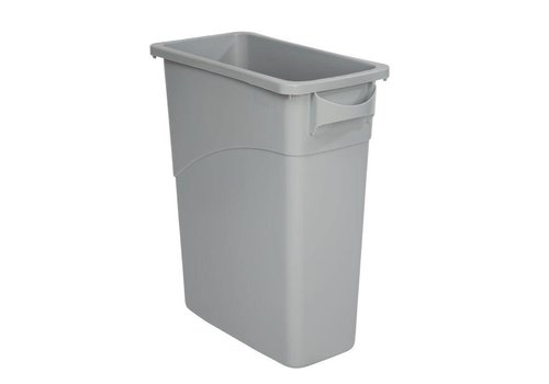 Rubbermaid Afvalcontainer Grijs | 60 Liter