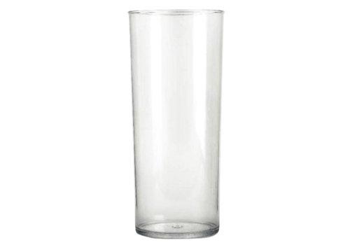 HorecaTraders Polycarbonaat longdrinkglazen, 340 ml (48 stuks)