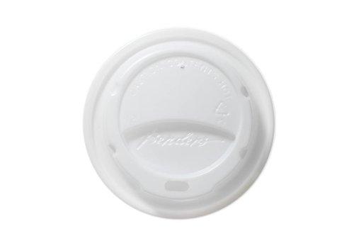 HorecaTraders 34 cl. Cup deksel wit (1000 stuks)