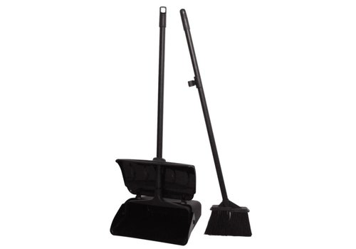 HorecaTraders broom and can 16 cm