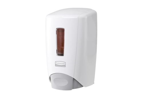 HorecaTraders dispenser for liquid and foam soap and hand cleaner