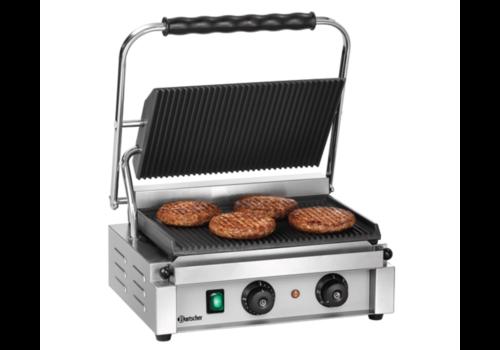 Bartscher Bartscher Contact grill with integrated timer
