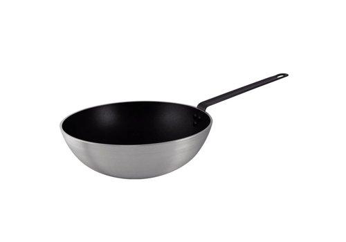 Vogue wok Flat bottom 30 cm Ø