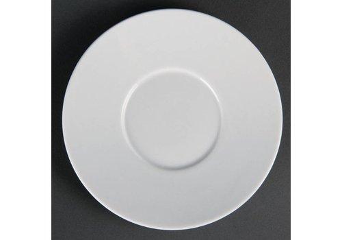 Olympia Schotel Wit Voor Kopjes 24 cl (Stuks 12)