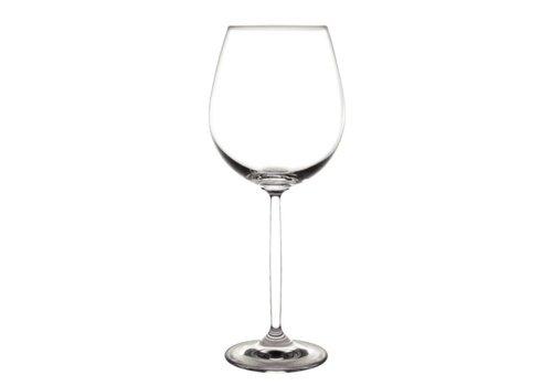 Olympia Kristallen Poise wijnglazen, 465 ml (6 stuks)