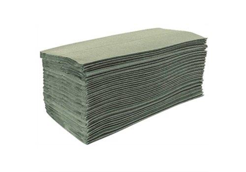 Jantex Gefaltete Papiertücher 1 Lage (15 Packungen)