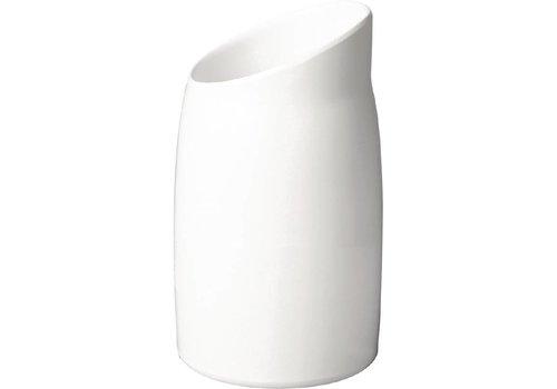 APS Dressing Pot Melamine White | 1 Litre