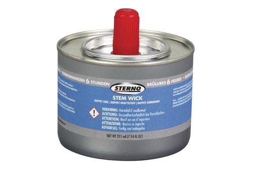 Sterno Sterno chafing | 2 Sizes