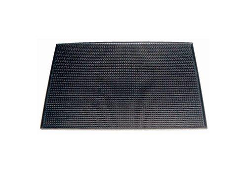 HorecaTraders Rubber Barmat | 45 x 30 cm