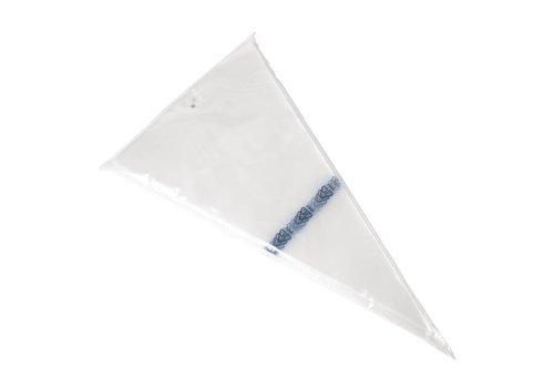 HorecaTraders Einweg-Spritzbeutel 50x30cm | 100 Stück