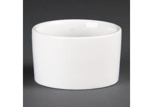 Olympia Round Bowl Porcelain 9cm | 12 pieces